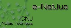 e-natjus - CNJ - Cadastro de Notas Técnicas